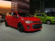 Chevrolet Sonic 2017, se actualiza y recibe más tecnología