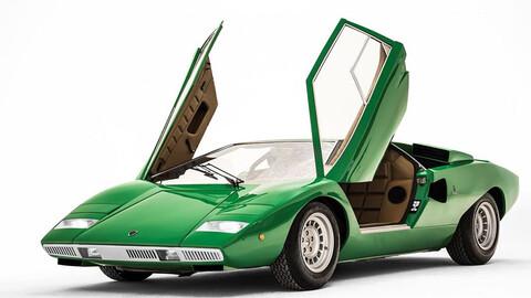 Lamborghini Countach, 50 años de una revolución estética