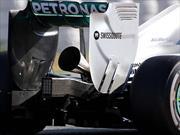 Escape megáfono para la F1