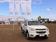 Chevrolet presente en Agroactiva 2015