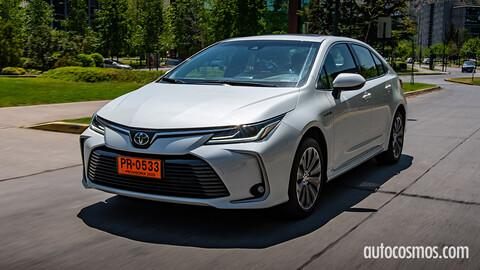 Probamos el Toyota Corolla Hybrid 2021