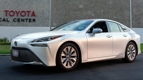 Toyota Mirai nuevo récord de autonomía con hidrógeno