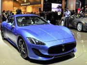 Nuevo Maserati GranTurismo Sport llega a Chile