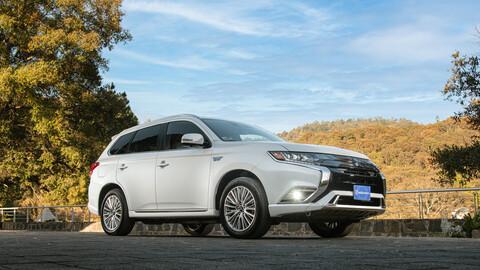 Mitsubishi Outlander PHEV 2021 a prueba, una camioneta que te ahorrará muchos litros de gasolina