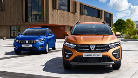 Así serán los nuevos Renault Sandero, Logan y Stepway