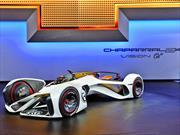 Chevrolet Chaparral 2X Vision Gran Turismo: Ya está disponible en GT6
