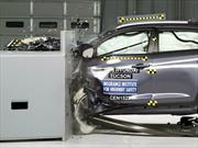 Hyundai Tucson 2016 obtiene el Top Safety Pick+ del IIHS