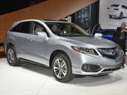 Acura RDX 2016 adquiere más poder y eficiencia