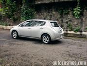 Nissan LEAF sale a la venta en agencias de Jalisco y Nuevo León