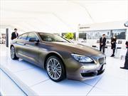 BMW Serie 6 Gran Coupé se llega a México en 121,800 dólares