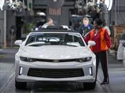 Chevrolet Camaro 2016 llega a los distribuidores de Estados Unidos