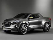 ¡Bomba!: Se viene la pick-up mediana para Hyundai en 2020