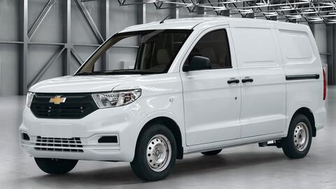 Chevrolet Tornado Van 2022 se confirma la llegada a México de este vehículo comercial
