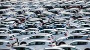 Cuántos automóviles se vendieron en el mundo durante 2020
