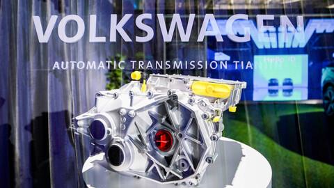 Volkswagen abre su segunda planta de componentes eléctricos