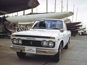 Toyota Hilux cumple medio siglo de vida en el mercado