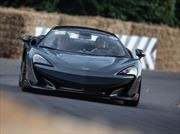 Goodwood 2018: McLaren 600 LT, un superdeportivo extremo