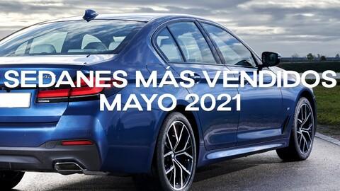 Sedanes más vendidos en Colombia en mayo de 2021