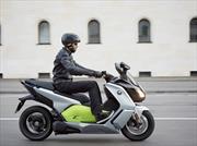 BMW C evolution, el scooter eléctrico