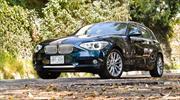 BMW 118iA  2012 a prueba