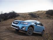 Crosstrek Hybrid 2019 se convierte en el primer híbrido plug-in de Subaru