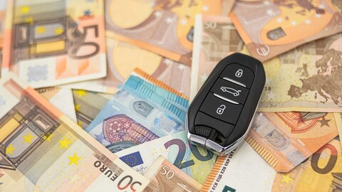 ¿Cuánto se paga en impuestos a los automóviles en los distintos países europeos?