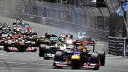 F1, el GP de Mónaco fue para Webber