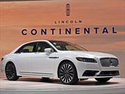 Lincoln Continental 2017 debuta