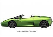 Zagato Lamborghini L595 2018 rompe el cerco