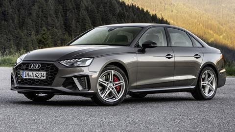Audi A4 se renueva en Argentina