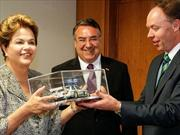BMW construirá planta en Brasil