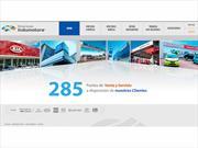 Empresas Indumotora lanza nueva página web