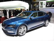 Skoda Superb 2016 debuta