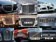 Top 10: Las parrillas más icónicas de la industria automotriz