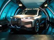 BMW Vision iNext Concept, un futurista SUV autónomo y cero emisiones