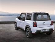 Citroën actualiza el e-Mehari y le pone techo duro