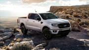 La Ford Ranger gana un paquete especial Black Appearance