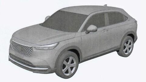 Honda HR-V 2022: Ya casi listo