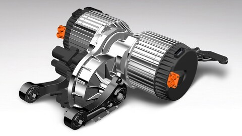 Bentley muestra cómo será su primer motor para autos eléctricos