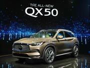 Infiniti QX50 2018, renovación total