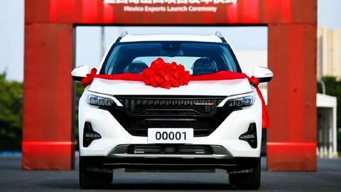 Dodge Journey 2022, llega este año a la región procedente de China