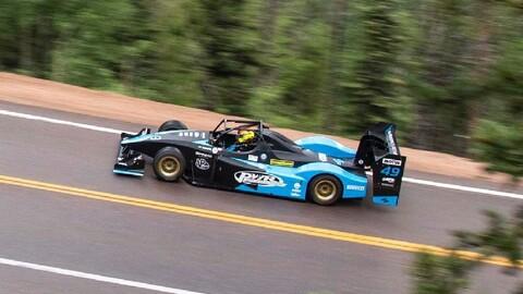 Conocé a los vehículos más rápidos de Pikes Peak 2021