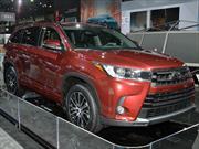 Toyota Highlander 2017, actualizado con más poder