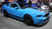 Ford Shelby GT 500 2013: Respuesta al Camaro ZL1