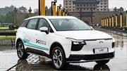 Aiways U5 EV, el SUV eléctrico de origen chino, impone récord al completar un kilométrico viaje