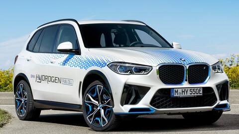 BMW iX5 Hydrogen será real en corto plazo