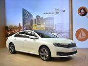 Citroën presenta el C6 exclusivo para China