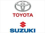 Toyota y Suzuki forman alianza para producir autos eléctricos e híbridos