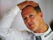 Otra complicación para Schumacher