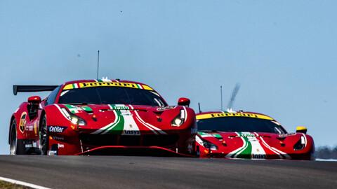 El hypercar de Ferrari para Le Mans será híbrido